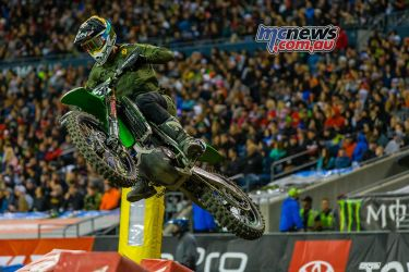 AMA SX Rnd Bowers JK SX Seattle