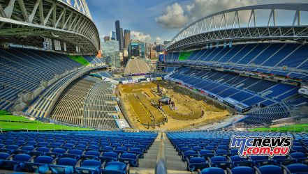 AMA SX Rnd Pits JK SX Seattle