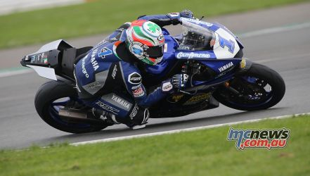BSB Test Silverstone Tue Jack Kennedy Supersport Champion DyeomansImage
