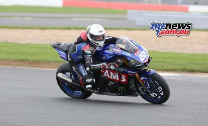 BSB Test Silverstone Tue Jason OHalloran at work DyeomansImage