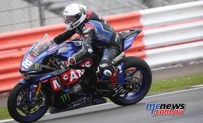 BSB Test Silverstone Tue Jason OHalloran working hard DyeomansImage