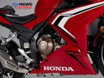 Honda CBRR Studio