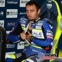 MotoGP Valencia Test Abraham GPT AN