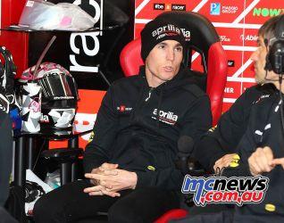 MotoGP Valencia Test Espargaro Aleix GPT AN