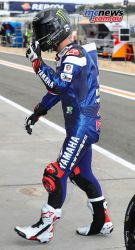 MotoGP Valencia Test Folger GPT AN