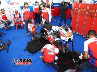 MotoGP Valencia Test Jack Miller GPT AN