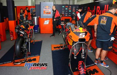 MotoGP Valencia Test KTM GPT AN