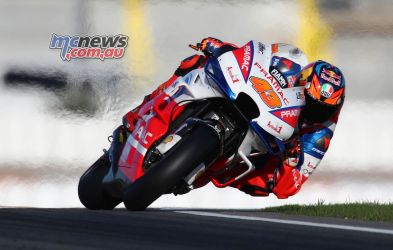 MotoGP Valencia Test Miller GPT AN