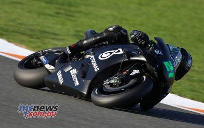 MotoGP Valencia Test Morbidelli GPT AN