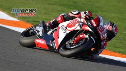 MotoGP Valencia Test Nakagami GPT AN