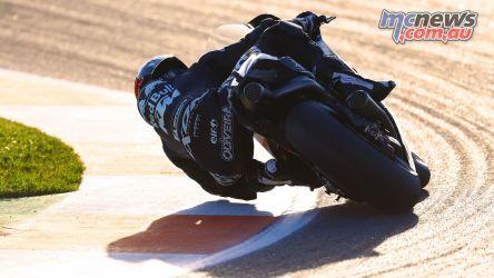 MotoGP Valencia Test Oliveira GPT AN