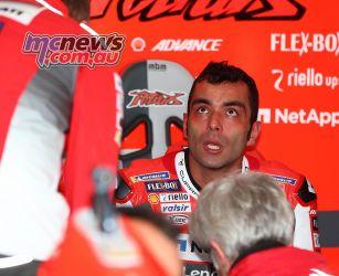 MotoGP Valencia Test Petrucci GPT AN