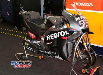 MotoGP Valencia Test RCV GPT AN