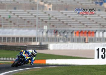 MotoGP Valencia Test Rins GPT AN