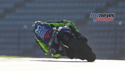 MotoGP Valencia Test Rossi GPT AN