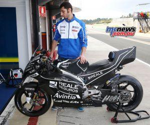 MotoGP Valencia Test Tito Rabat Ducati GPT AN
