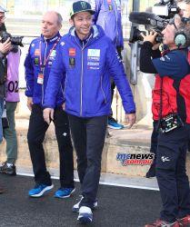 MotoGP Valencia Test Valentino Rossi GPT AN