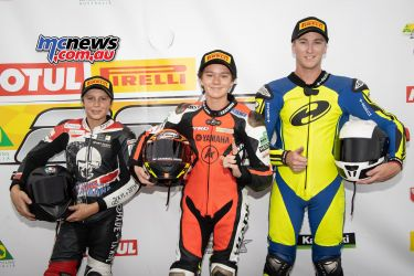 ASBK TBG ASBK Round Wakefield Park Rcup Race Stauffer Lytras Ford A