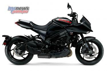 Suzuki Katana Black RHS