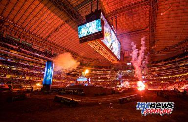 AMA SX Rnd Texas Pits JK SX Arlington