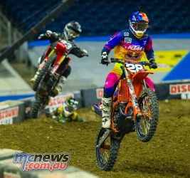 AMA SX Rnd FordField Jordon Smith Multiple JK SX Detroit