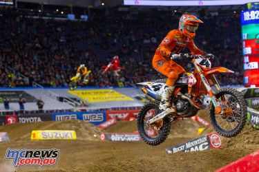 AMA SX Rnd Baggett JK SX Minneapolis