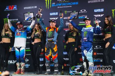 AMA SX Rnd Podium JK SX Minneapolis