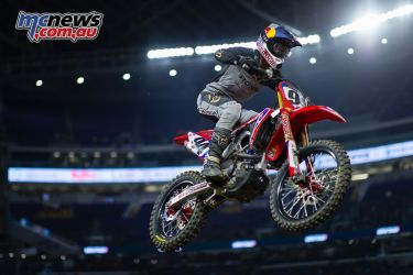 AMA SX Rnd Roczen JK SX Minneapolis