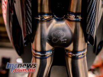 DesmoSport Ducati Panigale V R Termignoni