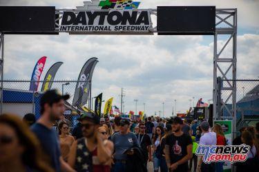 AMA SX Rnd Pits JK SX Daytona