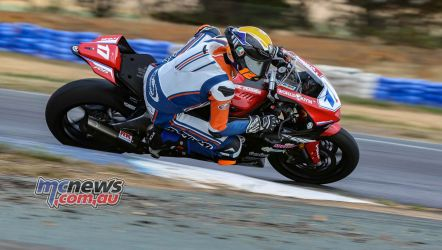 ASBK Test Wakefield TDJimages Broc Pearson