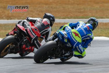 ASBK Test Wakefield TDJimagesDay Maxwell Chiodo