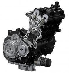 Suzuki Katana Engine