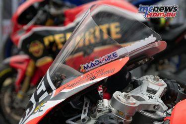 ASBK Rnd Wakefield Mike Jones Bike RM