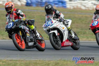 ASBK Rnd Wakefield SS Race Max STAUFFER John LYTRAS RM