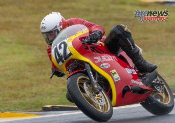 INTERFOS RbMotoLens Alex Sinclair Ducati