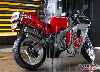 INTERFOS RbMotoLens Suzuki RGV