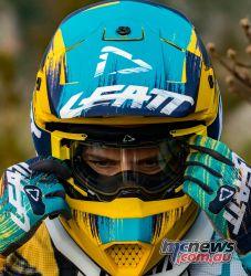 Leatt Goggles Helmet