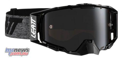 Leatt Goggles Iriz BlkGrey MotoGPX