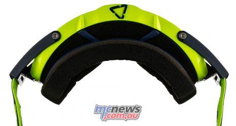 Leatt Goggles Iriz InkLine Top MotoGPX