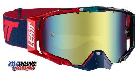 Leatt Goggles Iriz InkRed MotoGPX