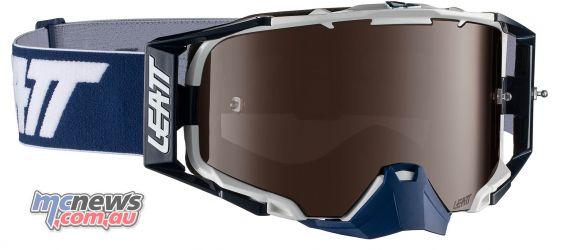 Leatt Goggles Iriz InkWht MotoGPX