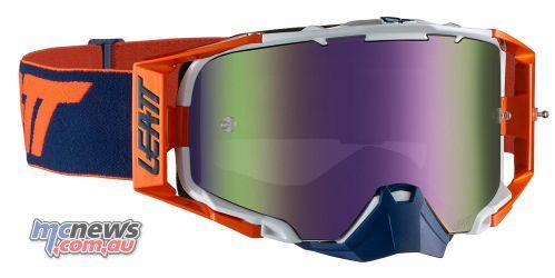 Leatt Goggles Iriz OrgInk MotoGPX