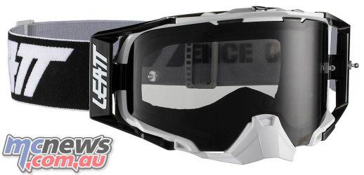 Leatt Goggles Velocity BlkWht MotoGPX