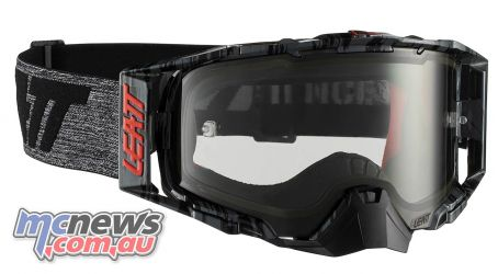 Leatt Goggles Velocity BrushedGrey MotoGPX