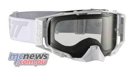 Leatt Goggles Velocity WhtGrey MotoGPX