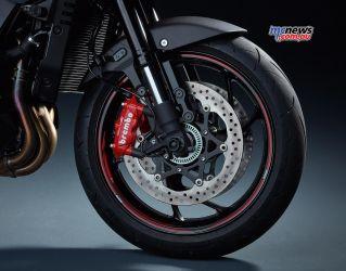 Suzuki Katana Accessories Brakes