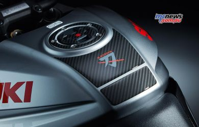 Suzuki Katana Accessories Carbon