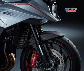 Suzuki Katana Accessories Guard Brakes