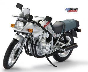 Suzuki Katana Accessories Model